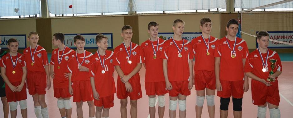 Первенcтво ЦФО Детская Лига-2018 по волейболу